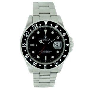 Rolex GMT Master2 16710LN